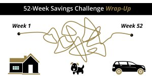 Read the 52-Week Savings Challenge