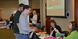 Employees Pledge to Give Back with CU Involved Volunteer Program