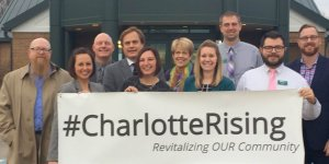Providing New Opportunities to Charlotte Community Members through #CharlotteRising