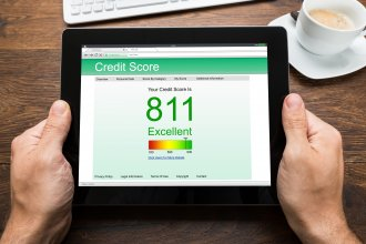 View Infographic: Factors Impacting Your Credit Score