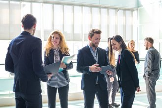 View Tips and Tricks to Become an Expert Networker