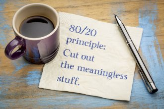 View Pareto Principle: How the 80/20 Principle can Help Better Your Life