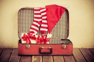 View 5 Myths About Traveling Over the Holidays