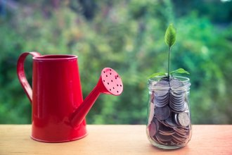 View Tips on Setting Savings Goals