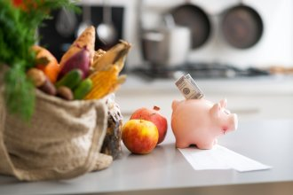 View Creating a Food Budget