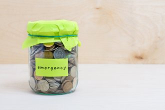 View Tips to Build a Better Emergency Fund