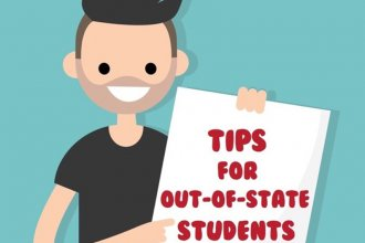 View Tips for Out-of-State Students
