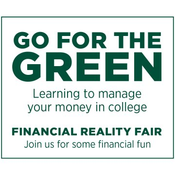 """Go for the Green:"" A Fun and Interactive AOP Fair For All Things Finance Image"