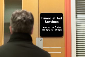 View Staying Eligible for Financial Aid