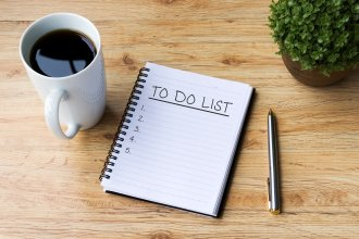 View Creating a To-Do List to Get Things Done