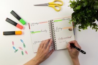 View Bullet Journaling for Success