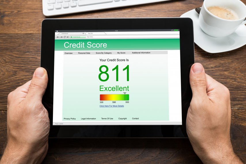 Credit Score Elements Quiz