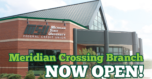 Meridian Crossing Branch NOW OPEN!