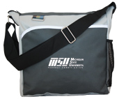 Complimentary Tote Bag with new MSUFCU Visa and qualifying purchase/balance transfer.