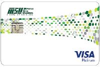 MSUFCU Platinum Visa