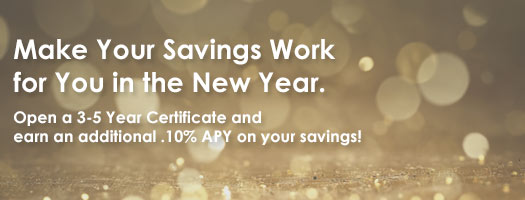 Earn more on your savings with MSUFCU!