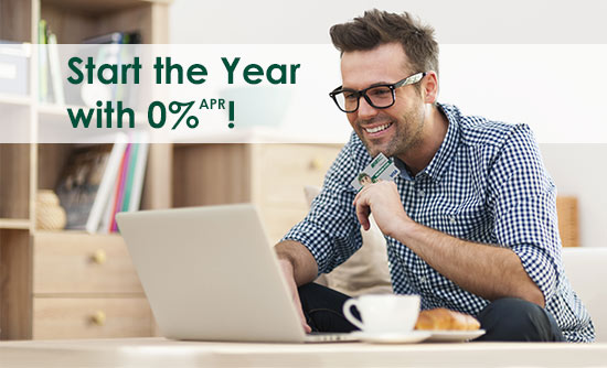 0% APR Balance Transfers with Your MSUFCU Visa