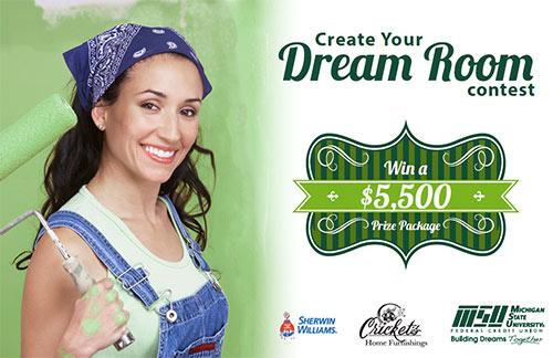 Create Your Dream Room Contest