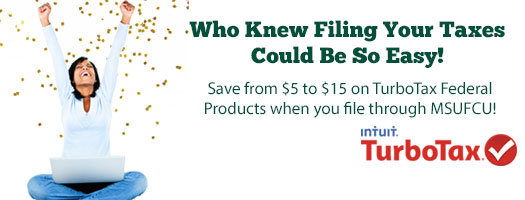 Save on TurboTax when filing your 2014 taxes.