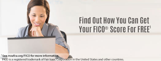 Find Out How You Can Get Your FICO(R) Score for FREE