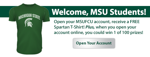 Welcome, MSU Students!
