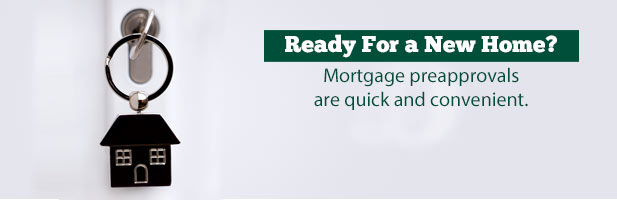 Ready for a New Home? Mortgage Preapprovals are Quick and Convenient
