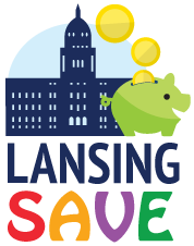 Lansing Save Logo