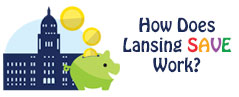 How Does Lansing SAVE Work?