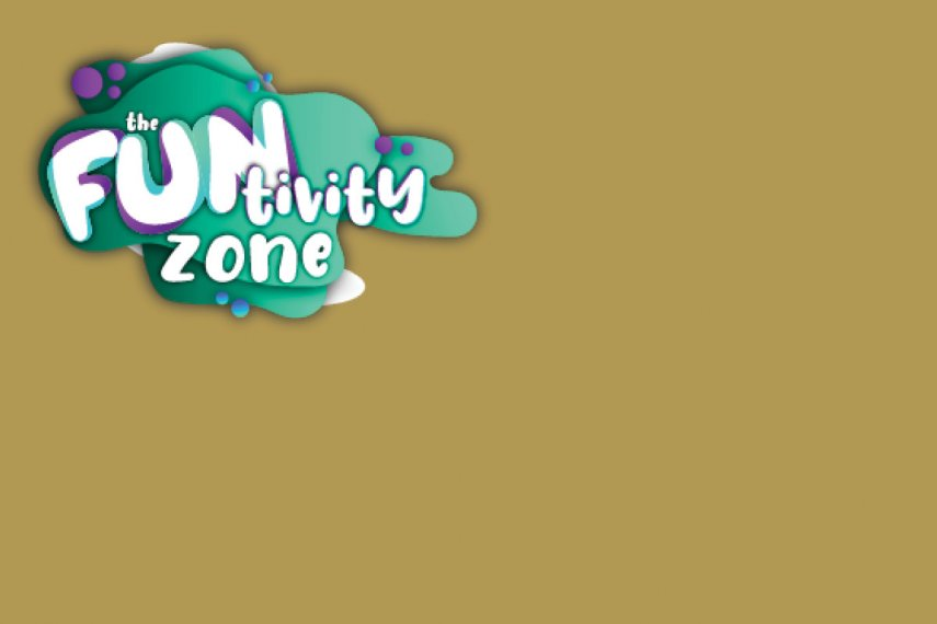 Check Out the FUNtivity Zone