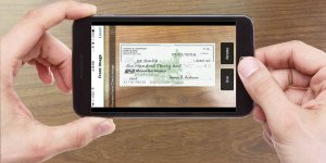 Deposit Checks Via the MSUFCU Mobile App