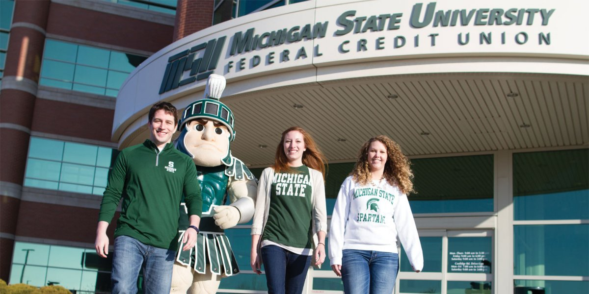 Welcome, Spartans! Open Your MSUFCU Account!