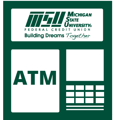 Image of MSUFCU ATM