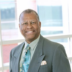 Board member Ernest Betts, Ph.D.