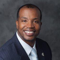 Board member Elliott Daniels